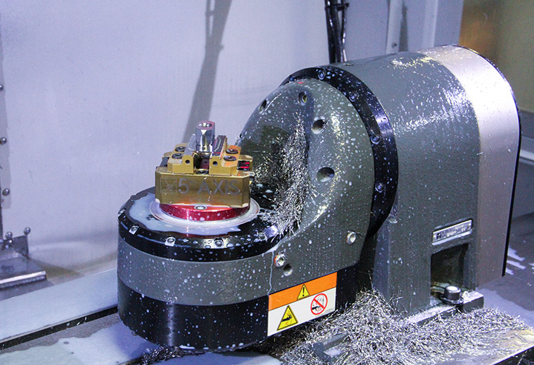 PTRT100 - 5th Axis